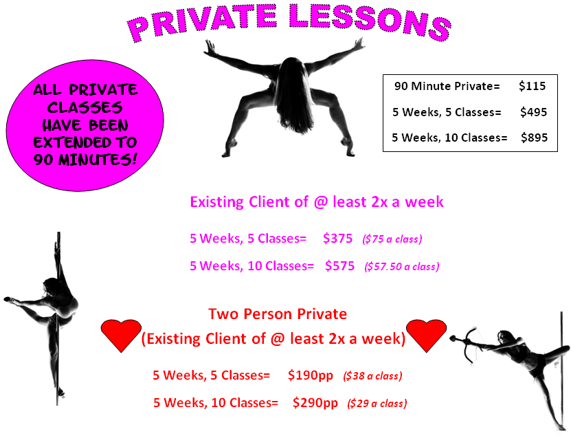 Private Lessons 2016 Email VIP